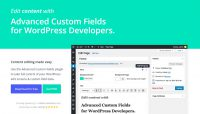 ACF – Advanced Custom Fields