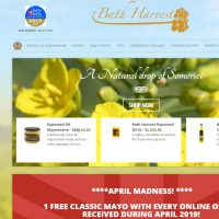 Bath Harvest Oils