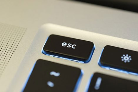 How to detect an escape key being pressed using jQuery