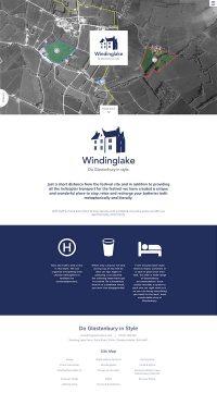 Winding Lake